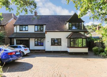 Thumbnail 4 bed detached house for sale in Eastwood Road, Rayleigh, Essex