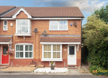 Thumbnail 2 bed end terrace house for sale in Elmsett Close, Great Sankey, Warrington