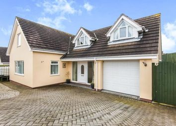 Thumbnail 3 bedroom detached house for sale in Exmouth, Devon