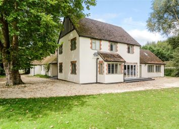 Thumbnail 7 bed detached house for sale in Standlake, Witney, Oxfordshire