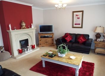 Thumbnail 4 bed detached house to rent in Ripon Drive, Wistaston