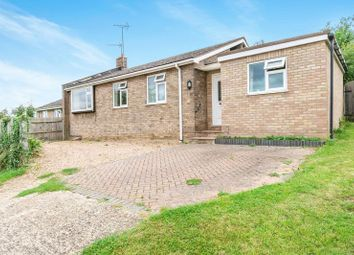Thumbnail 4 bedroom bungalow for sale in Northwick Road, Ketton, Stamford