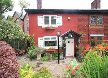 Thumbnail 2 bed cottage for sale in Park Road, Monton, Manchester