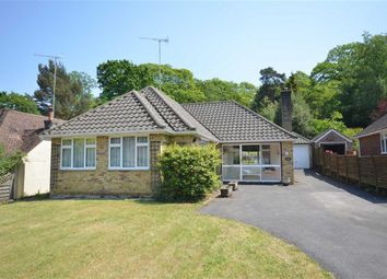 Thumbnail 2 bedroom detached bungalow for sale in Vale Close, Lower Bourne, Farnham