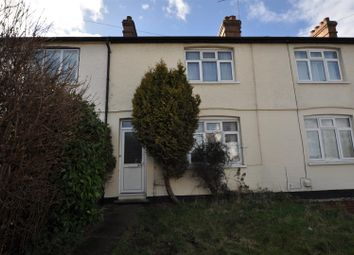 Thumbnail 2 bedroom terraced house to rent in Camp Road, St.Albans