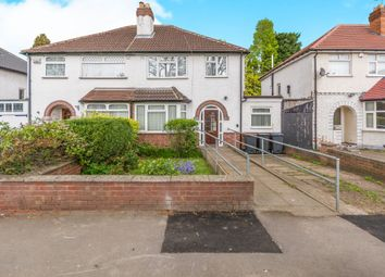 Thumbnail 3 bed semi-detached house for sale in Brooklands Road, Hall Green, Birmingham