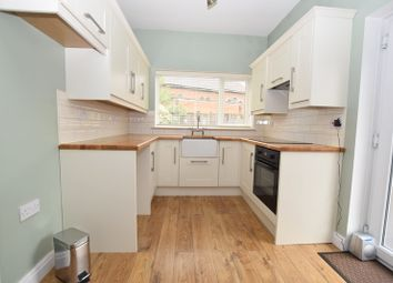 Thumbnail 3 bed town house to rent in Church Lane, Wolstanton, Newcastle Under Lyme, Staffordshire