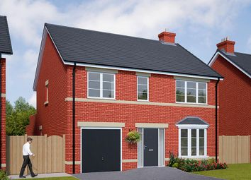"Thumbnail 4 bed detached house for sale in ""The Rosebury"" at Browney Lane, Browney, Durham"