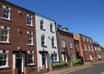 Thumbnail 3 bed flat to rent in Charter Mews, Lichfield