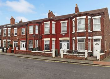 Thumbnail 3 bed terraced house for sale in Cedar Street, Birkenhead, Merseyside