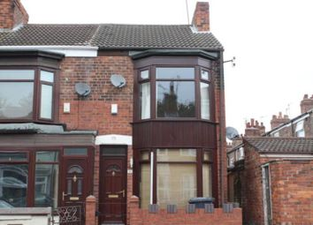 Thumbnail 2 bedroom terraced house to rent in Reynoldson Street, Hull