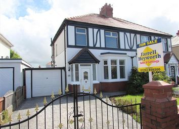 Thumbnail 3 bed property for sale in North Drive, Thornton Cleveleys