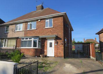 3 bed semi-detached house for sale in Beauvale Drive, Ilkeston DE7