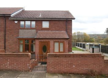 Thumbnail 2 bed terraced house to rent in Hattersley Road West, Hyde