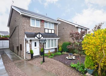 3 bed detached house for sale in Hopedale Close, Fenton ST4