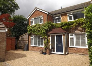 Thumbnail 4 bedroom property for sale in Church Crookham, Fleet
