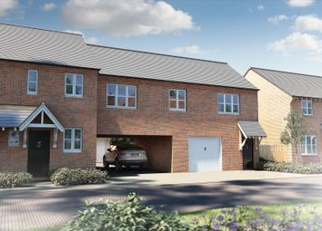 "Thumbnail 2 bedroom link-detached house for sale in ""The Carlyle"" at Marton Road, Long Itchington, Southam"