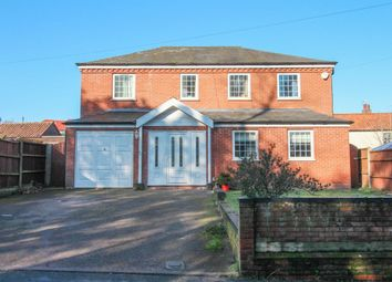 Thumbnail 5 bed detached house for sale in South Road, Beccles