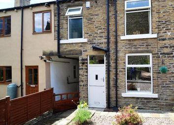 Thumbnail 1 bedroom terraced house for sale in Montrose Street, Bradford