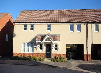 Thumbnail 3 bed semi-detached house for sale in Maranta Court, Bridgwater