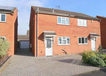 Thumbnail 3 bedroom semi-detached house to rent in The Hollows, Long Eaton, Nottingham