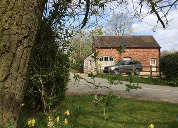 Thumbnail 2 bed barn conversion for sale in Hill Lane, Leigh, Stoke-On-Trent