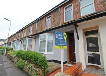 Thumbnail 4 bed terraced house to rent in Lewis Street, Treforest