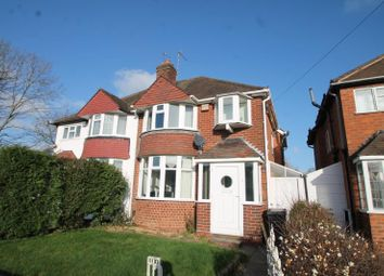 Thumbnail Semi-detached house to rent in Tennal Road, Quinton, Birmingham