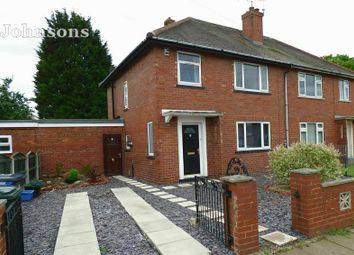 Thumbnail 3 bed semi-detached house for sale in Parkway North, Wheatley, Doncaster.