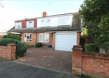Thumbnail 3 bed property for sale in St. Georges Drive, Westcliff-On-Sea
