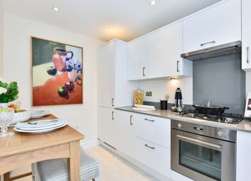 Thumbnail 3 bed semi-detached house for sale in The Swift, Oakham Park, Old Wokingham Road, Crowthorne, Berkshire