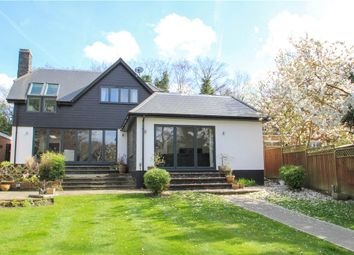Thumbnail 5 bed detached house for sale in Tekels Way, Camberley, Surrey