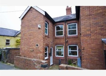 Thumbnail 2 bed semi-detached house for sale in Woodlands Road, Froncysyllte, Llangollen