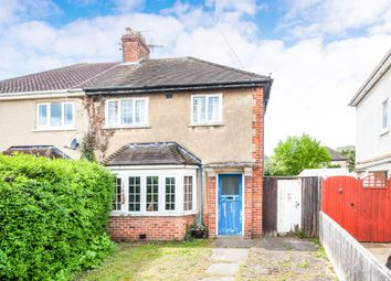 Thumbnail 3 bed semi-detached house for sale in Fairfax Road, Cowley, Oxford