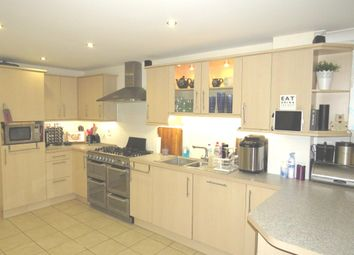 Thumbnail 3 bed town house for sale in Mendip Way, Stevenage