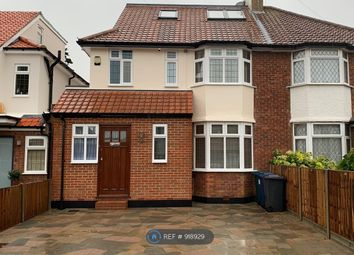 4 bed semi-detached house to rent in Stanway Gardens, Edgware HA8