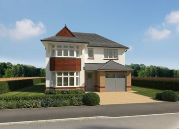 Thumbnail 3 bed detached house for sale in Eaton Green Heights, Kimpton Road, Luton