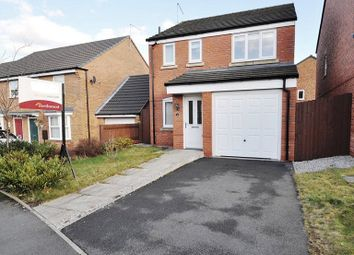 Thumbnail 3 bed detached house for sale in Snowgoose Way, Newcastle Under Lyme, Staffordshire