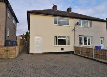 Thumbnail 3 bed semi-detached house for sale in Sims Croft, Old Whittington, Chesterfield