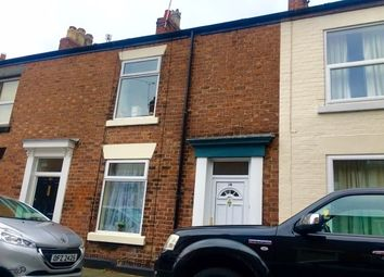 Thumbnail 2 bed terraced house to rent in Cornwall Street, Chester