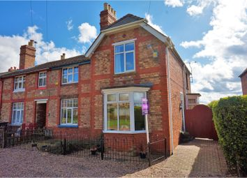 Thumbnail 2 bed end terrace house for sale in Western Avenue, Saxilby, Lincoln