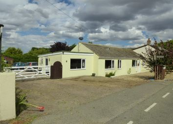 Thumbnail 3 bed detached bungalow for sale in South Eau Bank, Throckenholt, Spalding