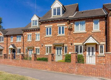 Thumbnail 3 bed town house for sale in Chesterfield Road, Chesterfield, Derbyshire