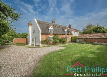 Thumbnail 5 bed cottage for sale in Church Road, Sea Palling, Norwich