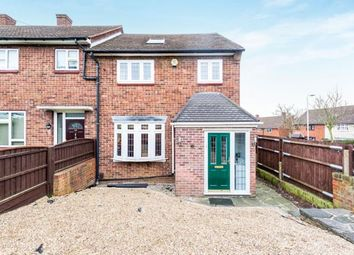 Thumbnail 4 bedroom end terrace house for sale in Harold Hill, Romford, Essex
