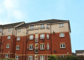 Thumbnail 2 bed flat for sale in Lapsley Avenue, Paisley, Renfrewshire