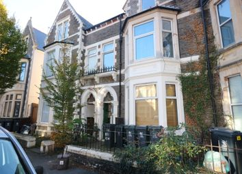 Thumbnail Studio to rent in Connaught Road, Roath, Cardiff