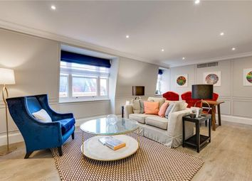 Thumbnail 3 bed flat to rent in Herbert Crescent, Knightsbridge, London