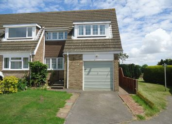 Thumbnail 3 bed semi-detached house for sale in Shepards Close, Fareham