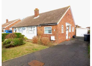 Thumbnail 2 bed semi-detached bungalow for sale in Ditchling Way, Hailsham